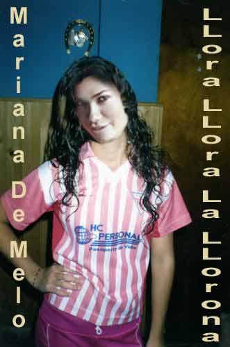 Mariana de Melo - Mueve los hilos de Los Andes