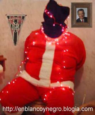 El Papá Noel de Chacarita