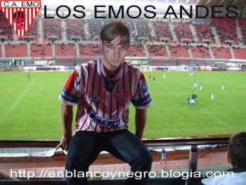 Los Emos Andes