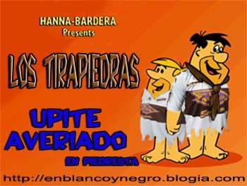 LOS TIRAPIEDRAS
